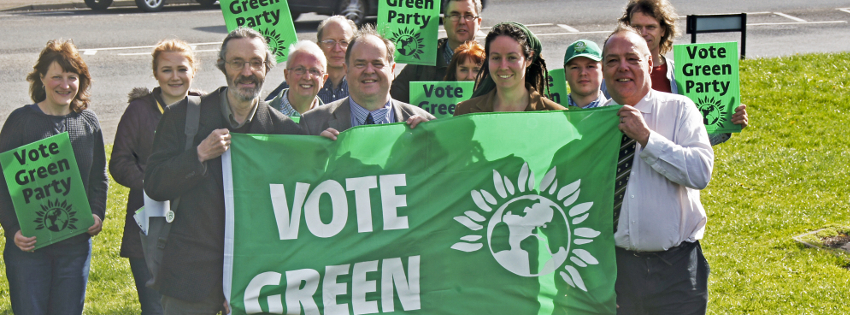 Welcome to Dudley Green Party